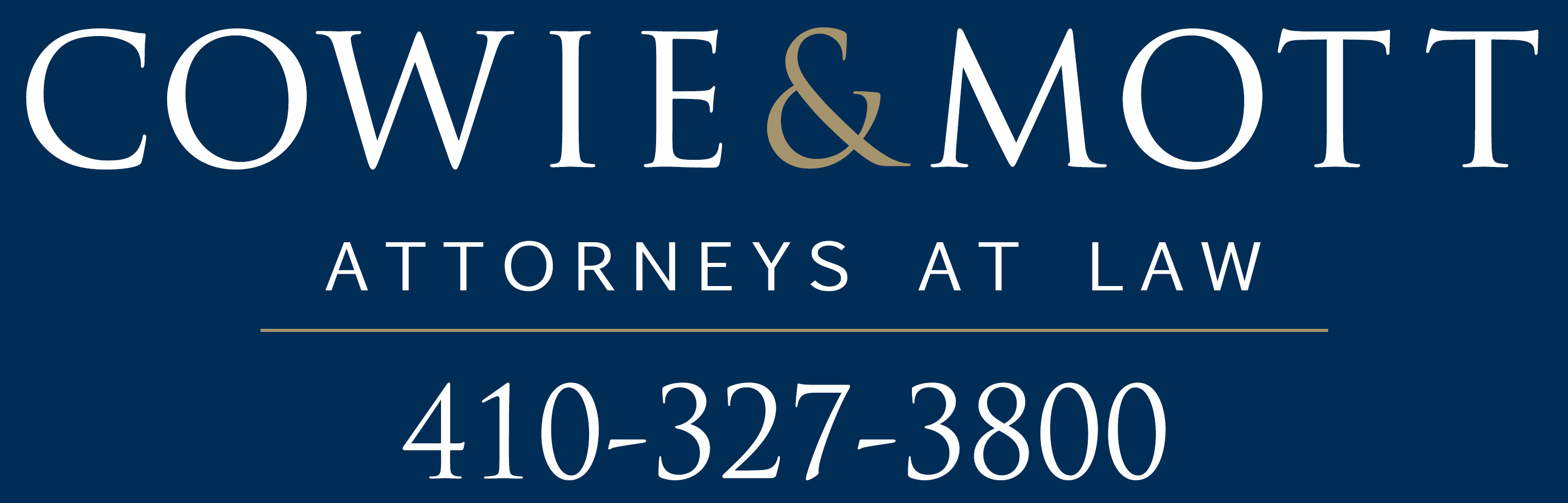 Cowie & Mott Business Lawyers Logo